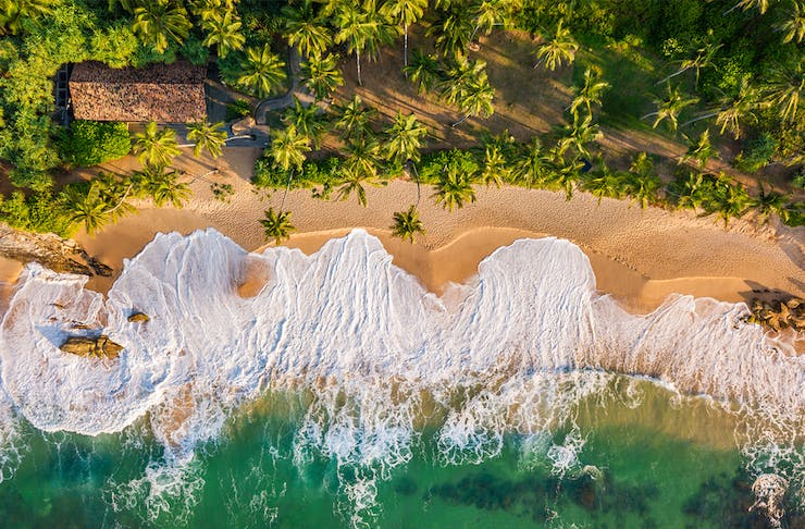 best beaches sri lanka