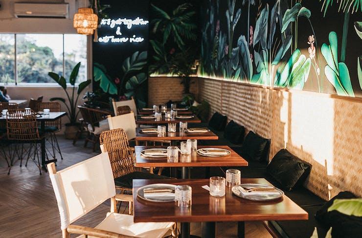 thai restaurants gold coast
