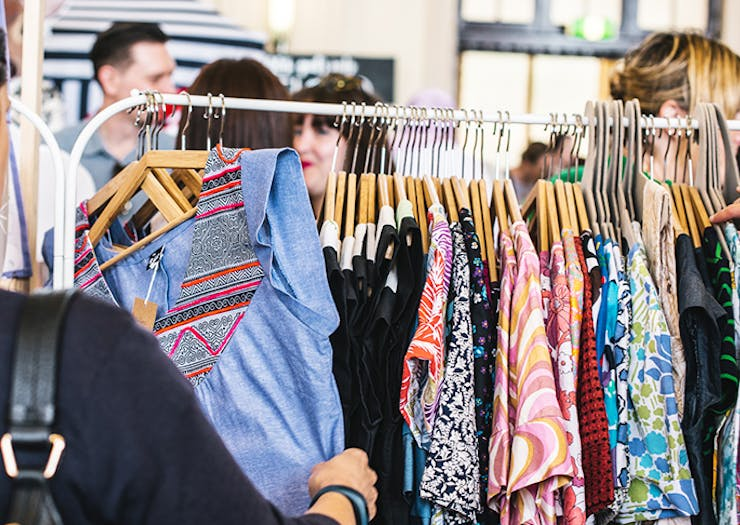 There's An Ethical Fashion Market Coming To Petersham
