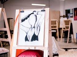 The Sweet Fine Art Studio
