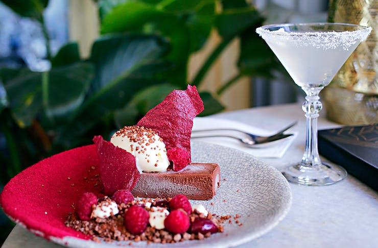 Infinite Dessert & Cocktail Bar palm beach