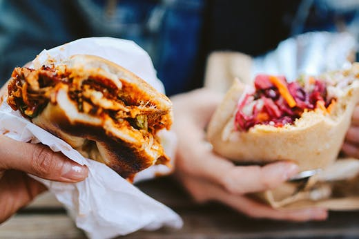 Level Up Your Eco-Game At Sydney's Sprawling And Super Tasty Monthly Vegan Market