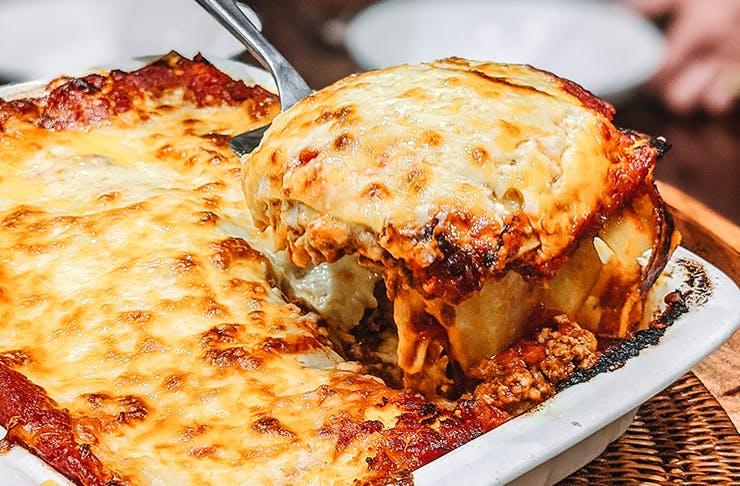 piccolina hunters hill's one kilogram homemade lasagna