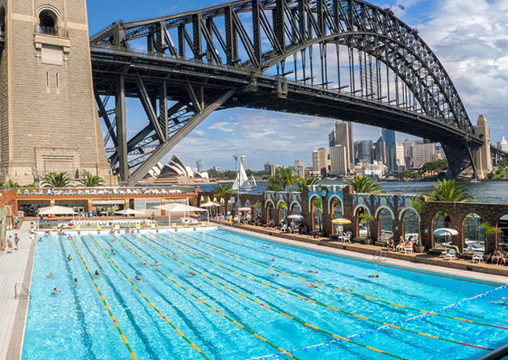Cool Off At 7 Of Sydney's Most Beautiful Swimming Pools This Summer