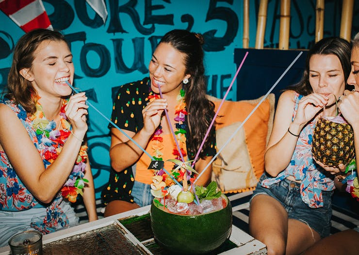 Pass The Cocktail | Aloha Bar And Dining Are Opening A New Venue And We're Feeling Thirsty