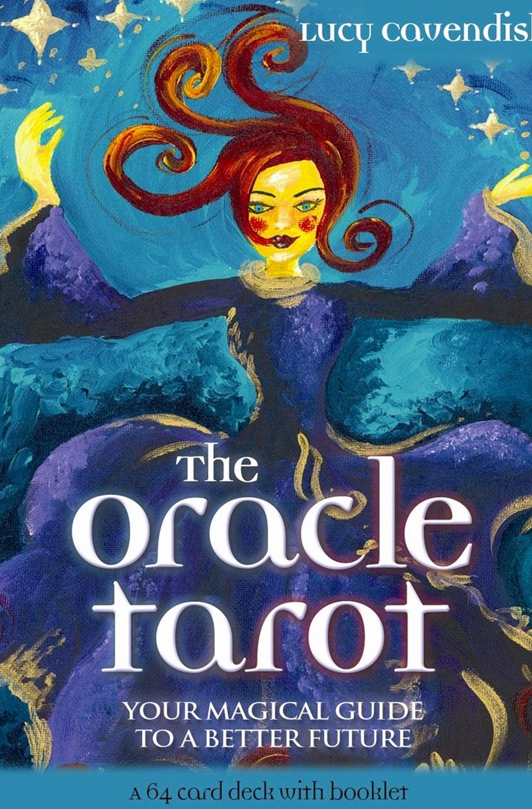 the oracle tarot card teck