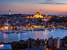 Prepare For Peak Wanderlust With This First Timer's Guide To Istanbul