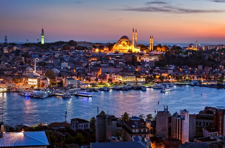 things to do istanbul
