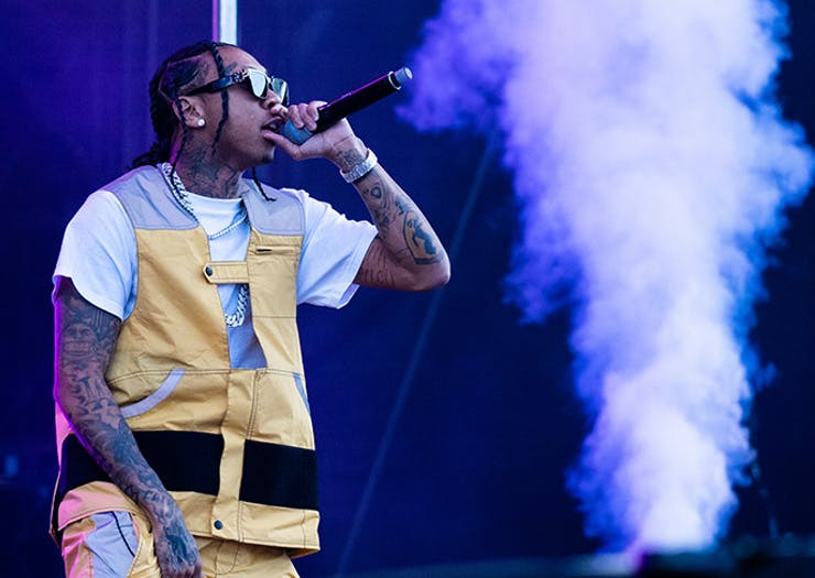 Round Up The Crew, TYGA Is Officially Coming To Sydney