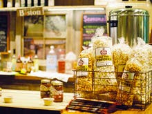 Down Unlimited Popcorn At This This Vintage Brewery Turned Mini Theatre