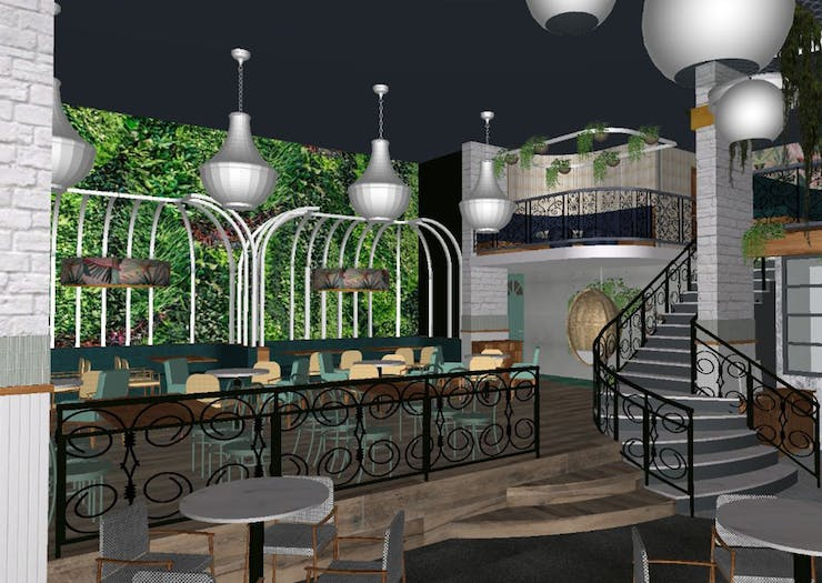 A Rad $3 Million Bar Is Opening On The Coast And We Can't Deal