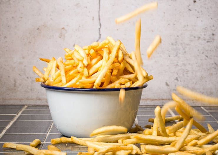 ICYMI, Free Bags Of Fries Are Being Given Out Today