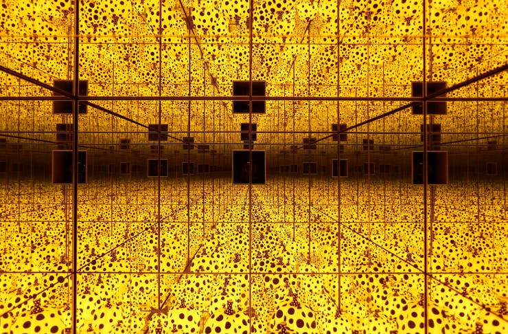 MAJOR NEWS: A Yayoi Kusama Installation Is Coming To Australia Permanently
